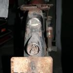 Impala Sport 175cc - Trasero